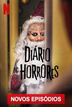 Diário de Horrores 2ª Temporada Torrent – WEB-DL 720p Dublado<