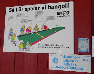Solna Bangolfklubb in Sweden