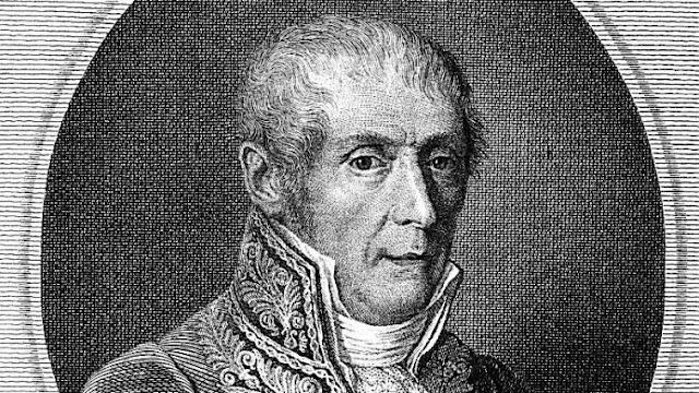 """275 سنة على ولادة العبقري """" الساندرو فولتا """" مخترع البطارية"""