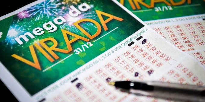 Apostas para a Mega da Virada podem ser feitas até esta terça; prêmio deve ultrapassar os R$ 300 milhões