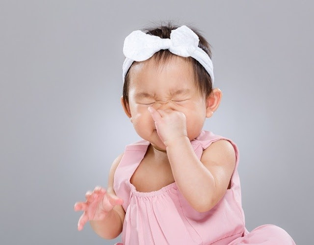 Ways to Overcome Colds in Infants