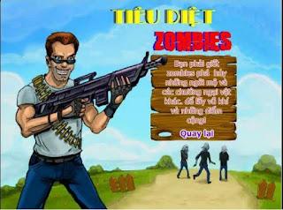 Game tiêu diệt zombie kinh dị nhất