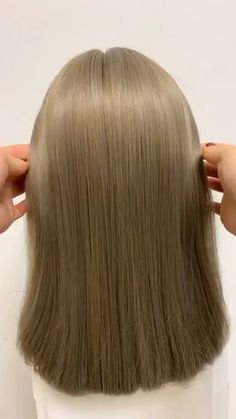 How do I get long and thick hair naturally?