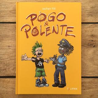 Kinderbuch Detektivgeschichte Pogo und Polente Punk