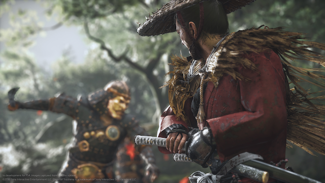 Ghost Of Tsushima State Of Play Event: Watch The New PS4 Gameplay