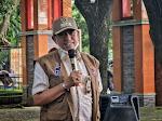 Bawah Bantuan, Bupati Wajo Singgah di Polman Bantu Pengungsi Korban Gempa Sulbar