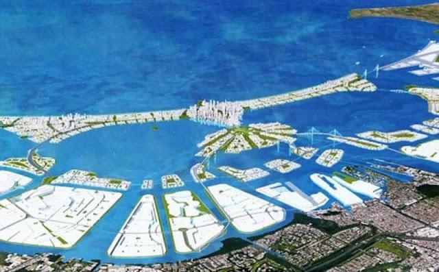 Teluk Jakarta Tempat Yang Pas Untuk Bersantai