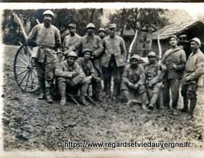 Photos originales : guerre de 1914/1918