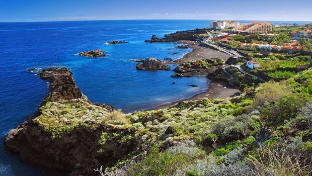 Tourism in La Palma, Canary Islands