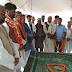 गाजीपुर: कारगिल शहीद इस्तियाक खां के मजार पर डा. सानंद सिंह ने लगाई हाजिरी