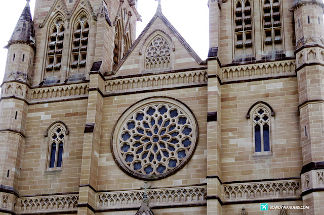 bowdywanderscom Singapore Travel Blog Philippines Photo 22 Historical and Beautiful Churches in Sydney For First Time Visitors in Australia - Christ Church St. Laurence, St. Mary's Cathedral