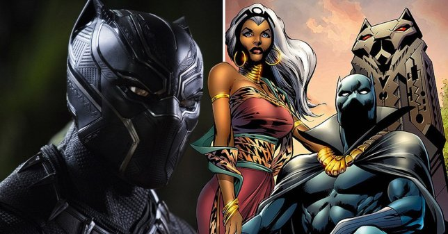 Black Panther 2 Could Introduce Storm And Namor Into The Mcu