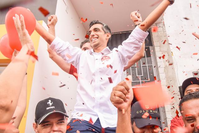 Fábio Aragão é eleito prefeito em Santa Cruz do Capibaribe