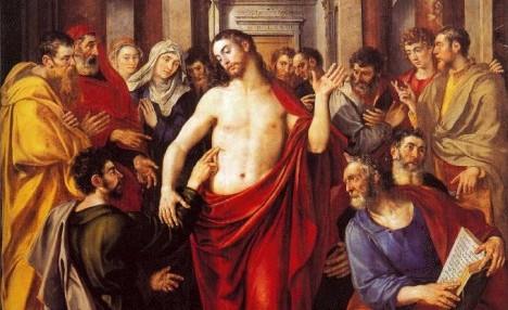 Bacaan Injil Minggu 11 April 2021, Renungan Harian Katolik Minggu 11 April 2021