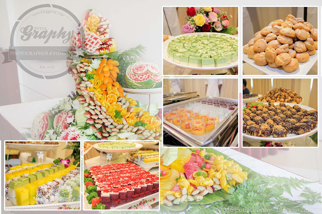 Buffet Ramadan Bangi Golf Resort Restoran