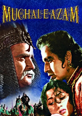 Mughal-E-Azam 1960 HDRip 480p 300Mb
