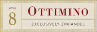 Ottimino Winery in Sonoma County, California produces zinfandel and primitivo wines on a property eight miles from the Pacific coastline