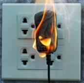 أسباب فصل القاطع الكهربائي
