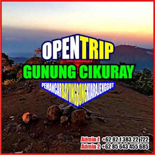 Open Trip Gunung Cikuray 2021 Via Pemancar - Bayong Bong 2H1M