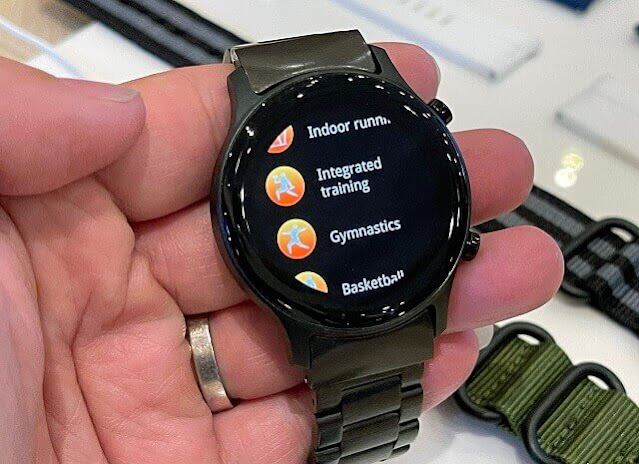Haylou RS3 LS04 Smartwatch:  Specs + Price + Features