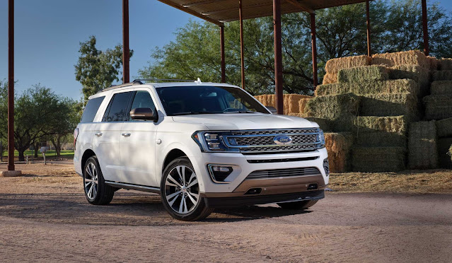 2021 Ford Expedition Review