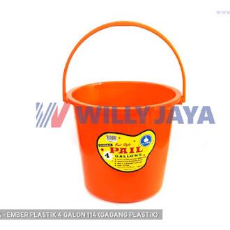 ULTRA - EMBER PLASTIK 4 GALON 114 (GAGANG PLASTIK)