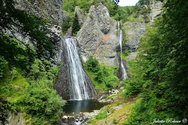 Cascade Ray-Picen Ardèche