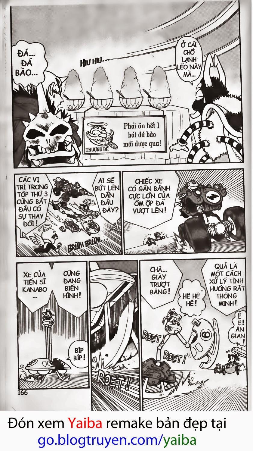 Yaiba chap 175 - phụ lục trang 9