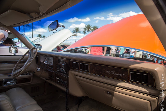 Farrah Fawcett's 1979 Lincoln Continental