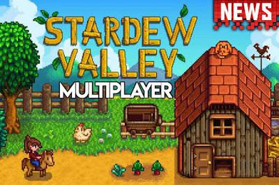 Stardew Valley co-op multiplayer