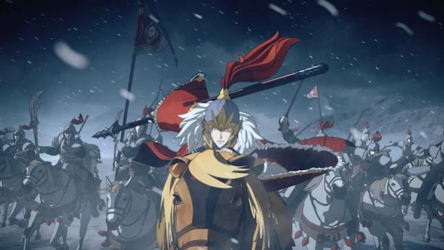 """No Doubt In Us"" Chinese Anime ""The General"""