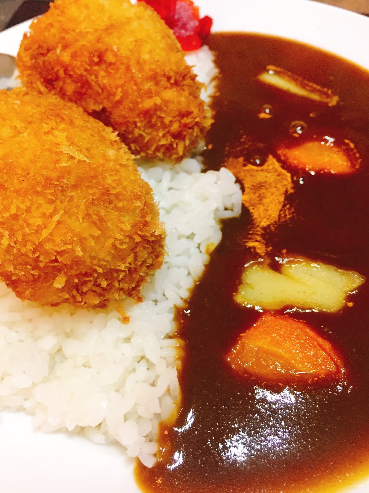 Curry With Croquet
