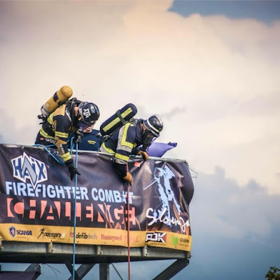 Opportunity for a firefighters match
