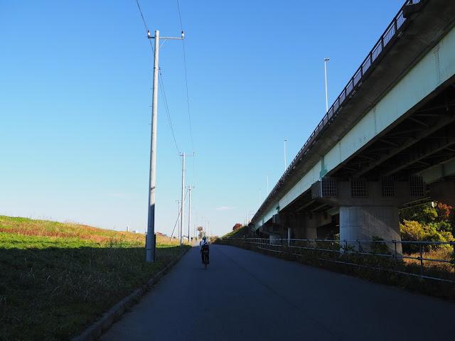 荒川 羽根倉橋