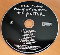 Neil Young - The Visitor - CD