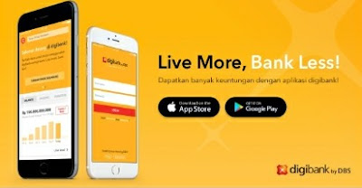Aplikasi digibank by DBS