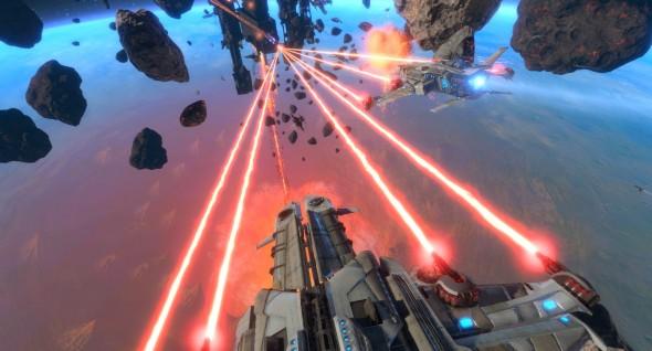 Star Conflict MMO вошла в перечень Лучших игр 2012 года.