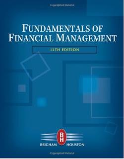 FUNDAMENTALS OF FINANCIAL MANAGEMENT