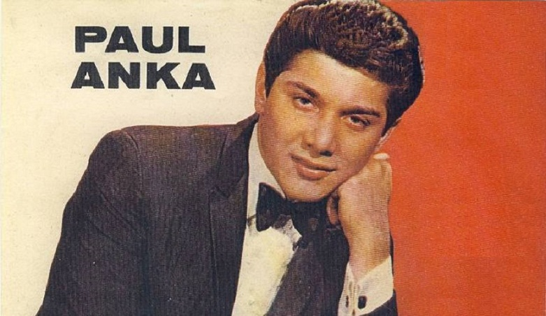 Daftar Album dan Judul Lagu Paul Anka