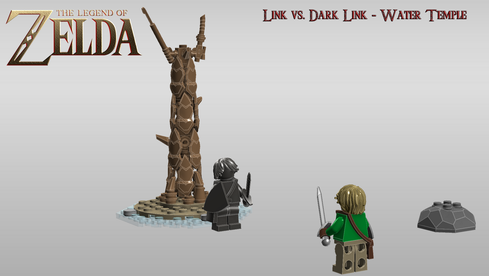 Continuum: - The Legend of Zelda LEGO Project
