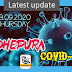 मधेपुरा जिले में गुरुवार को 35 संक्रमित के साथ: कुल संक्रमितों की संख्या हुई 2101