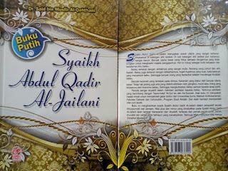 Pernyataan Syaikh Abdul Qadir AL-jaiLani tentang Aqidah