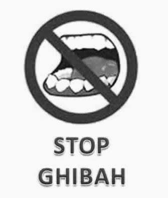 Hadist tentang Ghibah
