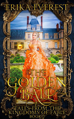 The Golden Ball by Erika Everest
