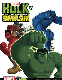 Marvel Universe Hulk: Agents of S.M.A.S.H.