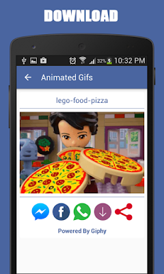 Animated GIFs for Facebook