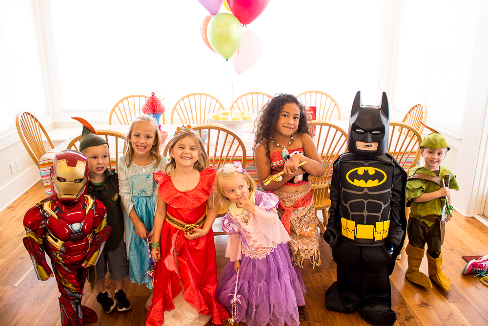 ... I asked Olivia what she thought would be fun for an easy birthday party and she voted that her friends come over in their favorite costumes and we ...  sc 1 st  jeni a. & COSTUMES AND CUPCAKES: OLIVIA IS FIVE!! | jeni a.