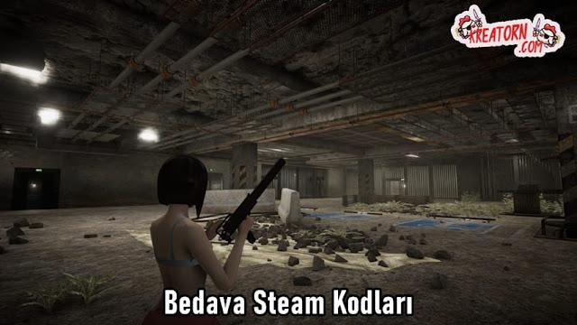 Walking-Girl-Dead-Parking-Bedava-Steam-Kodlari