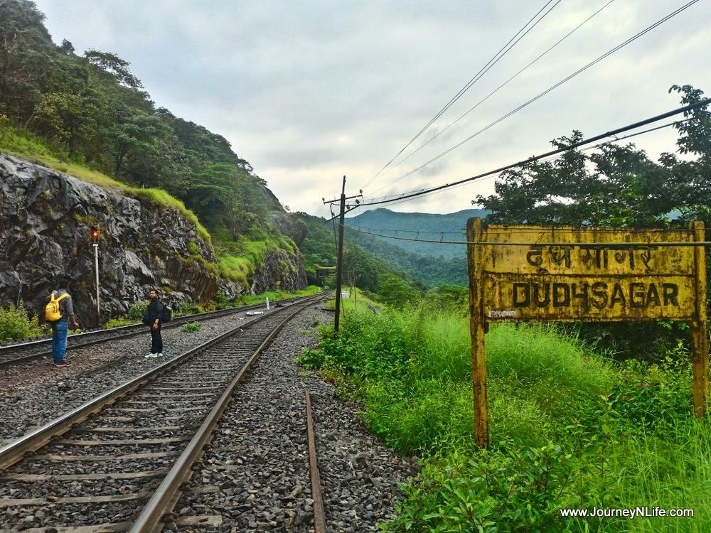 Trekking near Pune