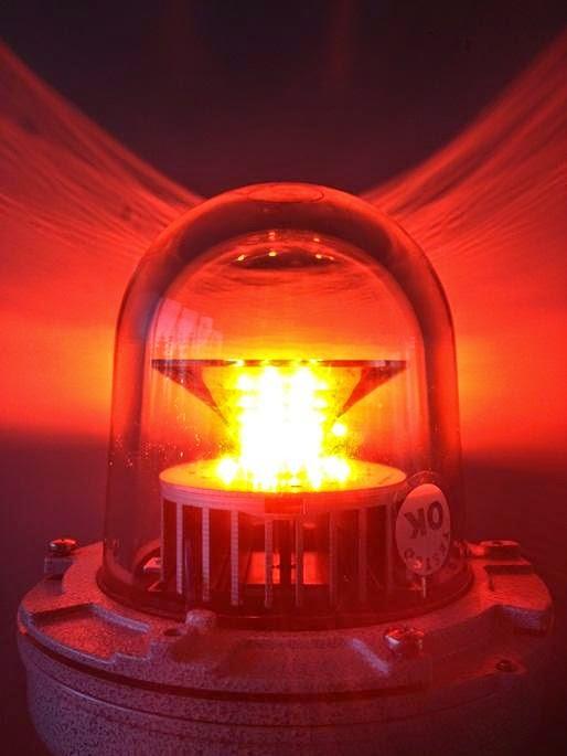 Luxsolar ledli uçak ikaz lambaları